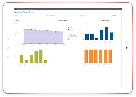 Insight Advantage Analytics Dashboard